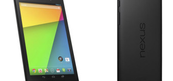 Google Nexus 7 affordable Android Tablet