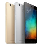 Xiaomi Redmi 3s Prime comes with 32 GB Internal memory and Fingerprint security