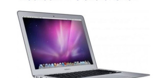 MacBook Air 3 Short Review