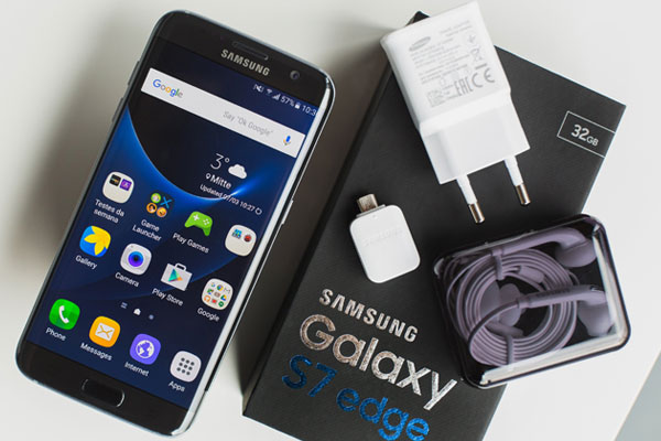 samsung galaxy s7 edge smartphone review