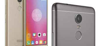 Lenovo K6 Note budget smartphone comes with 4 GB RAM with 32GB internal storage