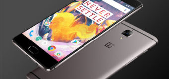 OnePlus 3T comes with 6 GB RAM and 64 GB internal storage